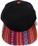 Aztec Snapback Hats Wholesale - Native American Theme Cap - 30