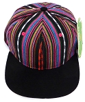 Aztec Snapback Hats Wholesale - Native American Theme Cap - 25