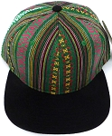 Aztec Snapback Hats Wholesale - Native American Theme Cap - 27