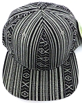 Aztec Snapback Hats Wholesale - Native American Theme Cap -18