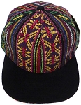 Aztec Snapback Hats Wholesale - Native American Theme Cap -17