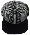 Aztec Snapback Hats Wholesale - Native American Theme Cap - 20