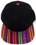 Aztec Snapback Hats Wholesale - Native American Theme Cap -10