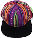 Aztec Snapback Hats Wholesale - Native American Theme Cap -11