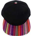 Aztec Snapback Hats Wholesale - Native American Theme Cap -13