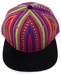 Aztec Snapback Hats Wholesale - Native American Theme Cap -14