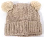 Infant/Baby Ears Beanie k-88 - Khaki