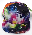 Kids Jr Blank Snapback Hats & Caps Wholesale - Galaxy Design Solid