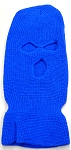 Wholesale Balaclava 3-Hole  Halloween Ski Masks (Full Face Masks)   Royal Blue