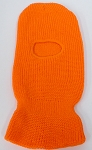 Wholesale Balaclava one-Hole  Halloween Ski Masks (Full Face Masks)   Neon Orange