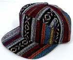Blank 7 Panel  Hats/Caps Wholesale -  Aztec STR-01