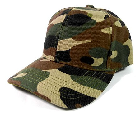 Wholesale Blank Camouflage Baseball Caps in Bulk Sale 74de68e02d40
