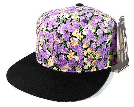 Wholesale Blank Flower Snapbacks Hats Bulk Caps Sale e1386d75181