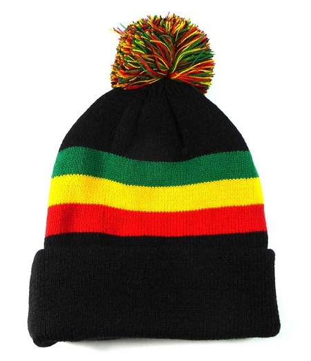 956b07ccf42acf Wholesale Pom Pom Beanies Rasta Hats Winter Caps