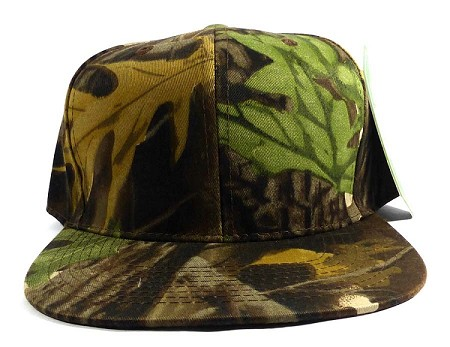 Wholesale Blank Camouflage Snapback Hats Caps 24