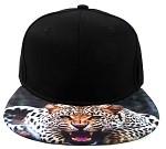 6-Panel Blank Strapback Hats Caps Wholesale - Jaguar