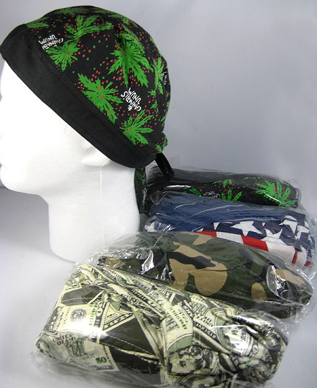 Wholesale Do-Rags - 12 Designs - 100% Cotton (Dozen Priced)