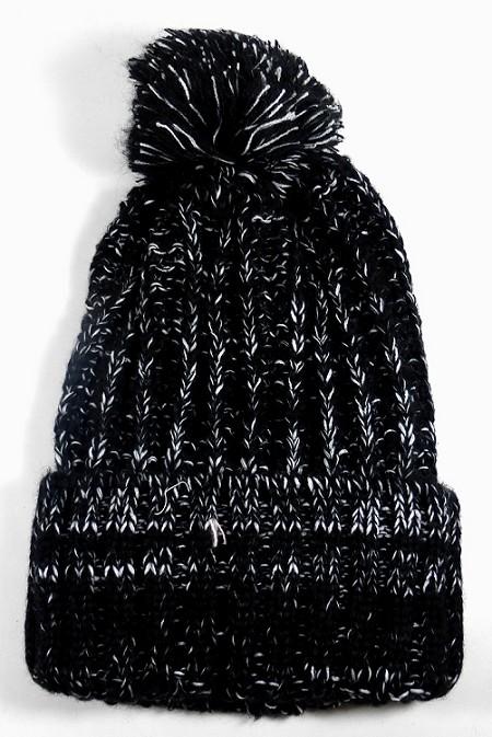 67d77d50f8d thumbnail.asp file assets images 2015 10 04 Jenn Pom Pom DoubleColor Black  White wholesale winter knit beanie pom double color black white  01.jpg maxx 450  ...
