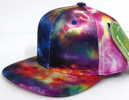 INFANT Baby Blank Snapback Hats & Caps Wholesale Galaxy  - Solid     rainbow