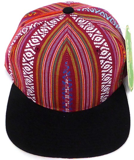 Aztec Snapback Hats Wholesale - Native American Theme Cap - 31
